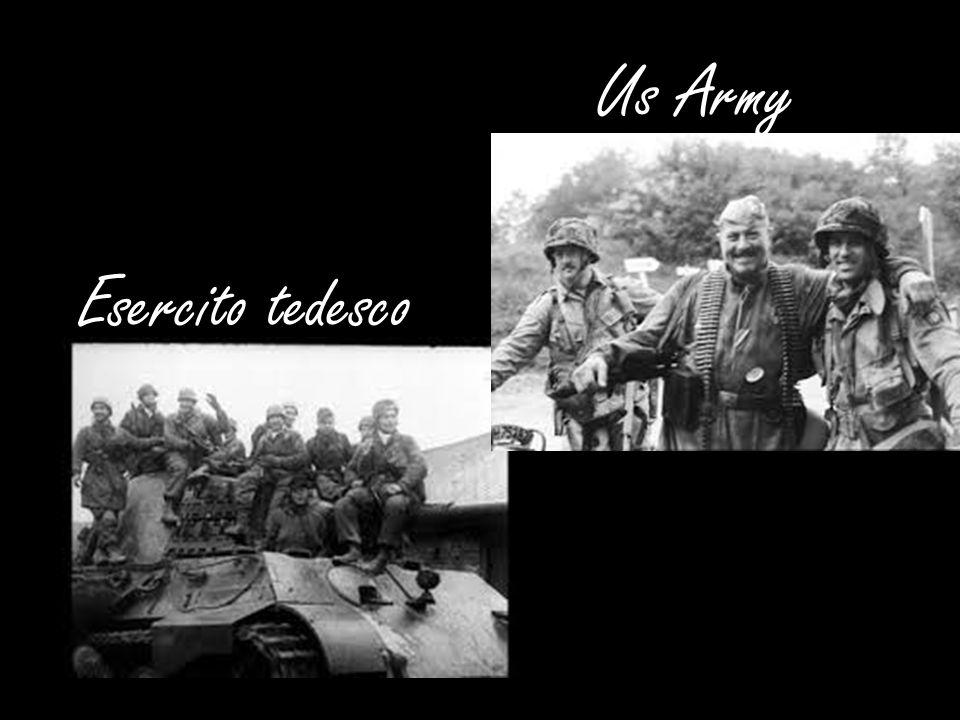 Us Army Esercito tedesco
