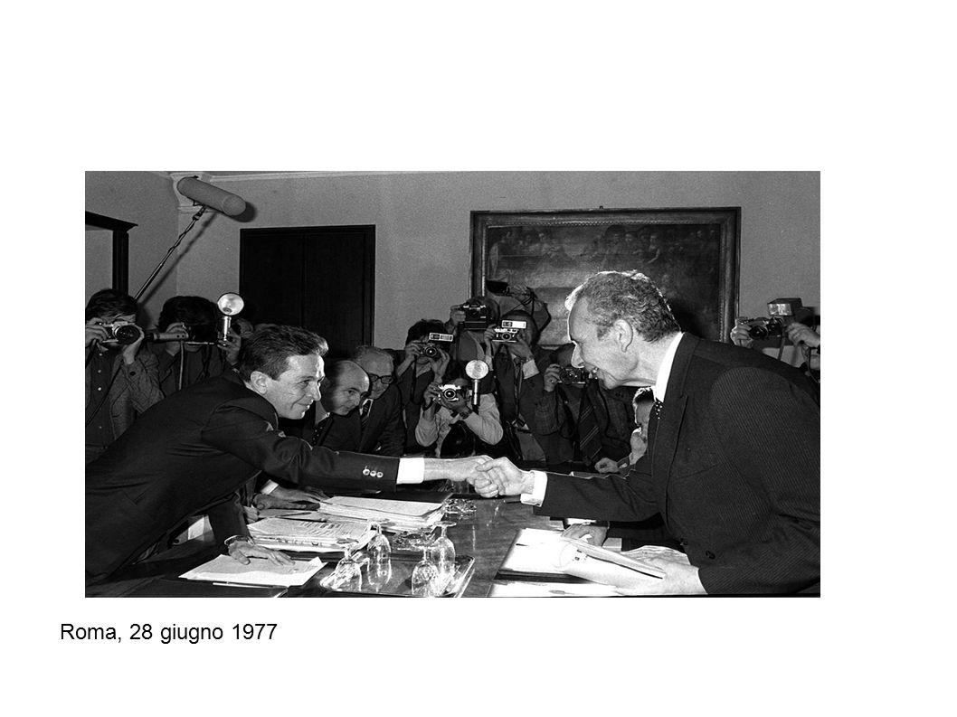 Roma, 28 giugno 1977