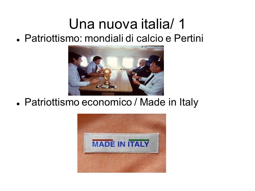 Una nuova italia/ 1 Patriottismo: mondiali di calcio e Pertini
