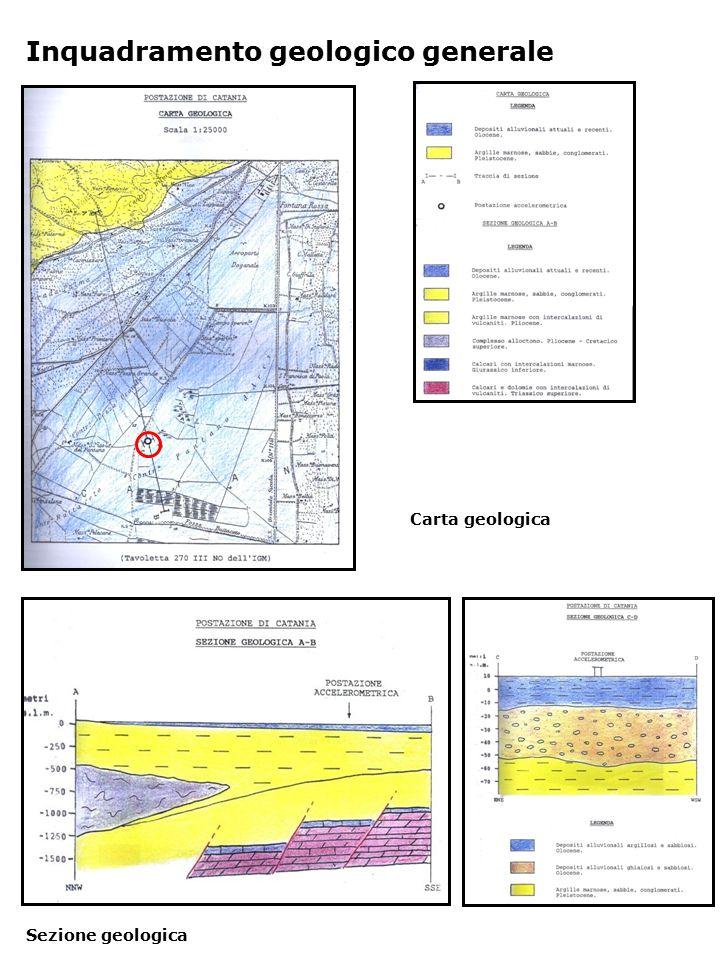 Inquadramento geologico generale
