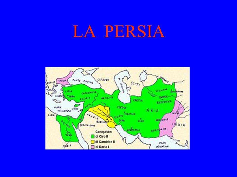 LA PERSIA