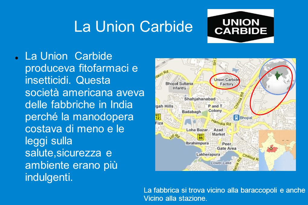 La Union Carbide