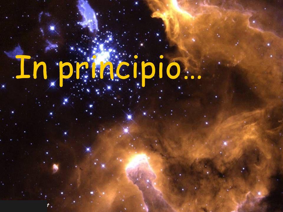 In principio…