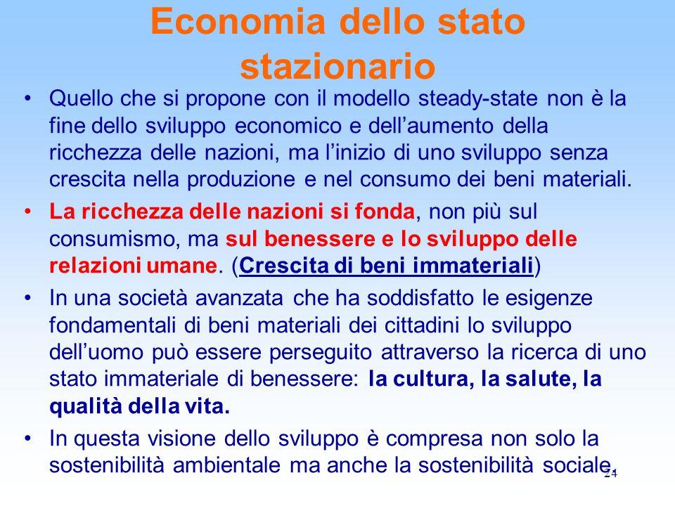 Economia dello stato stazionario