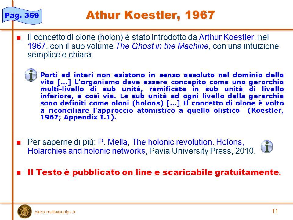 Athur Koestler, 1967 Pag. 369.