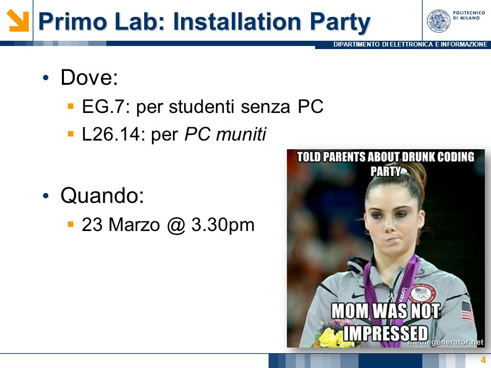 Primo Lab: Installation Party