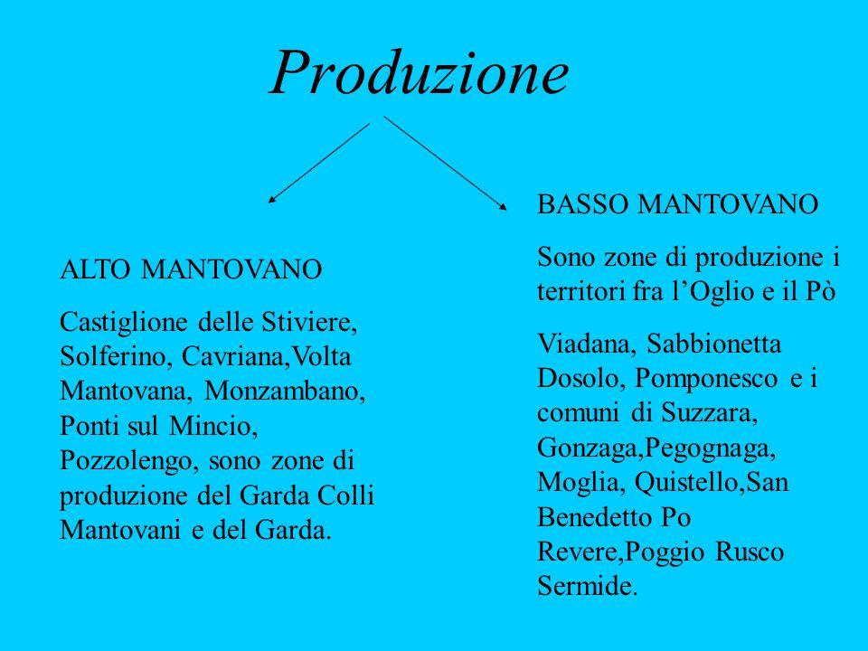 Produzione BASSO MANTOVANO