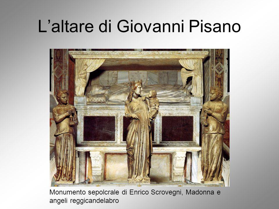 L'altare di Giovanni Pisano