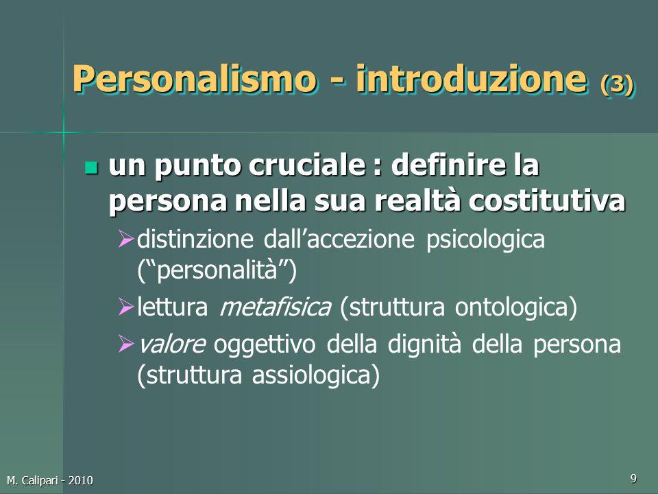 Personalismo - introduzione (3)