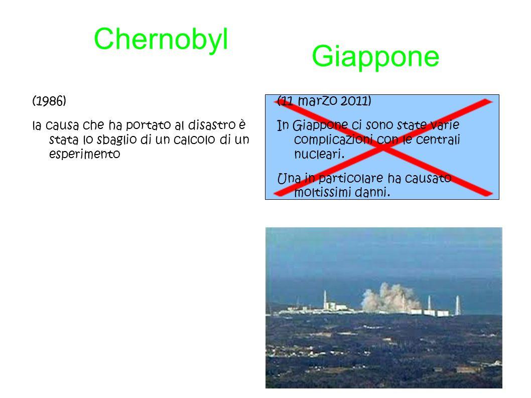 Chernobyl Giappone (1986) (11 marzo 2011)