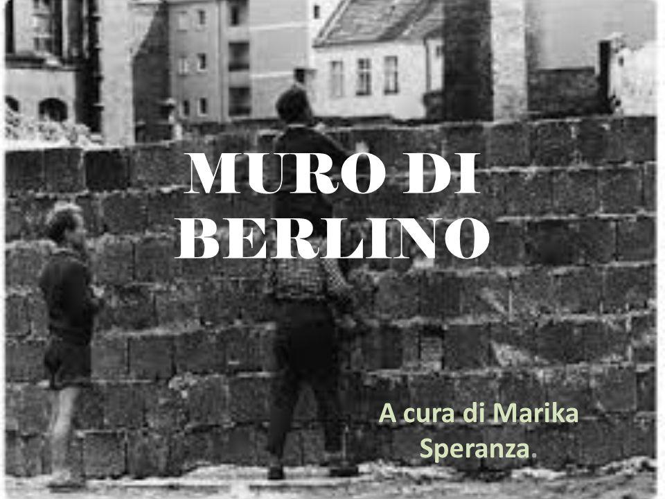 A cura di Marika Speranza.