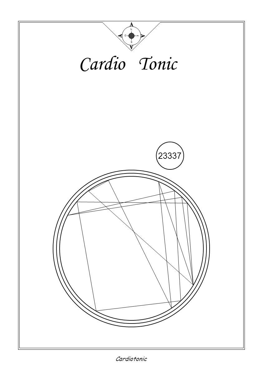 N S E O Cardiotonic 23337 Cardio Tonic