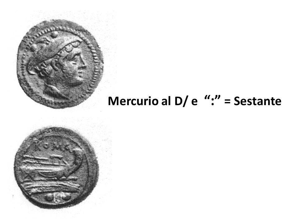 Mercurio al D/ e : = Sestante