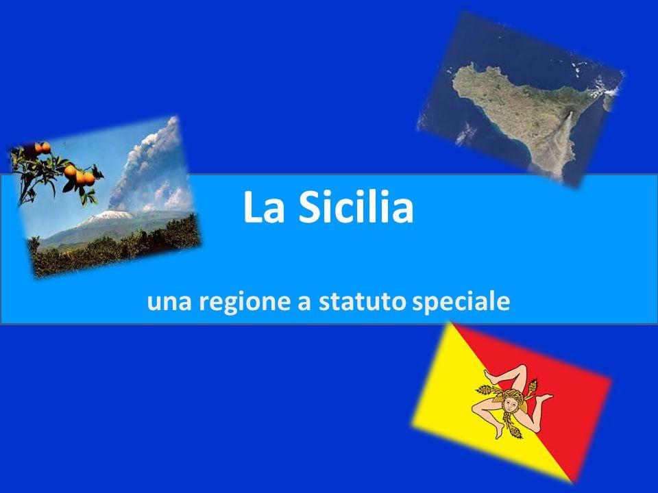 una regione a statuto speciale