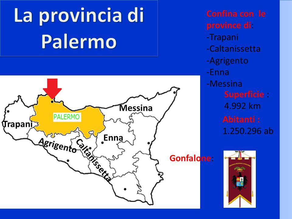 La provincia di Palermo