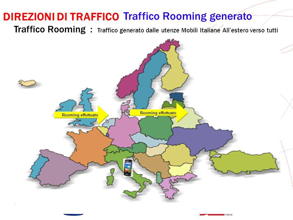Traffico Rooming generato
