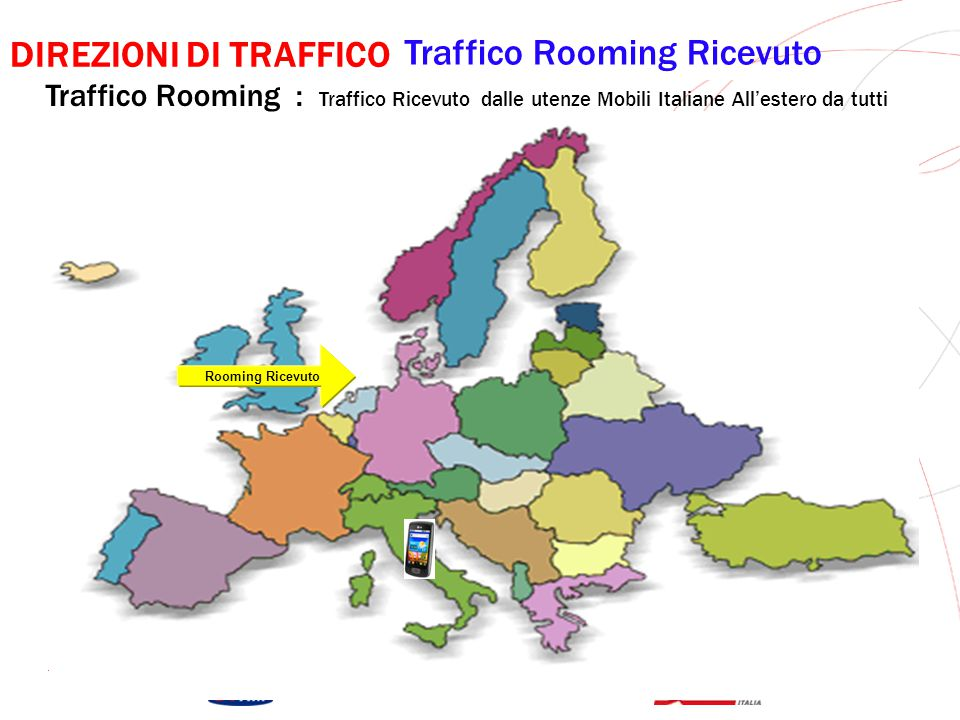 Traffico Rooming Ricevuto