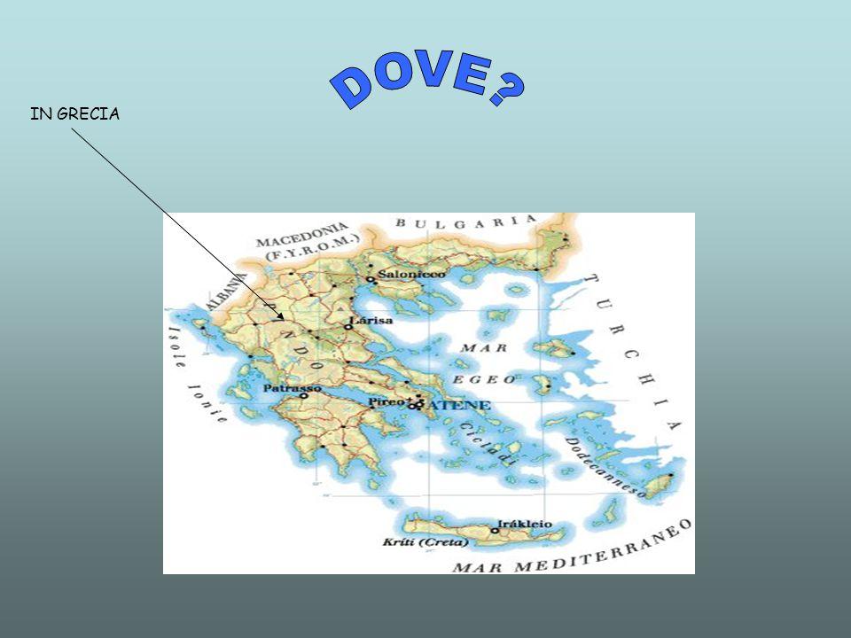 DOVE IN GRECIA