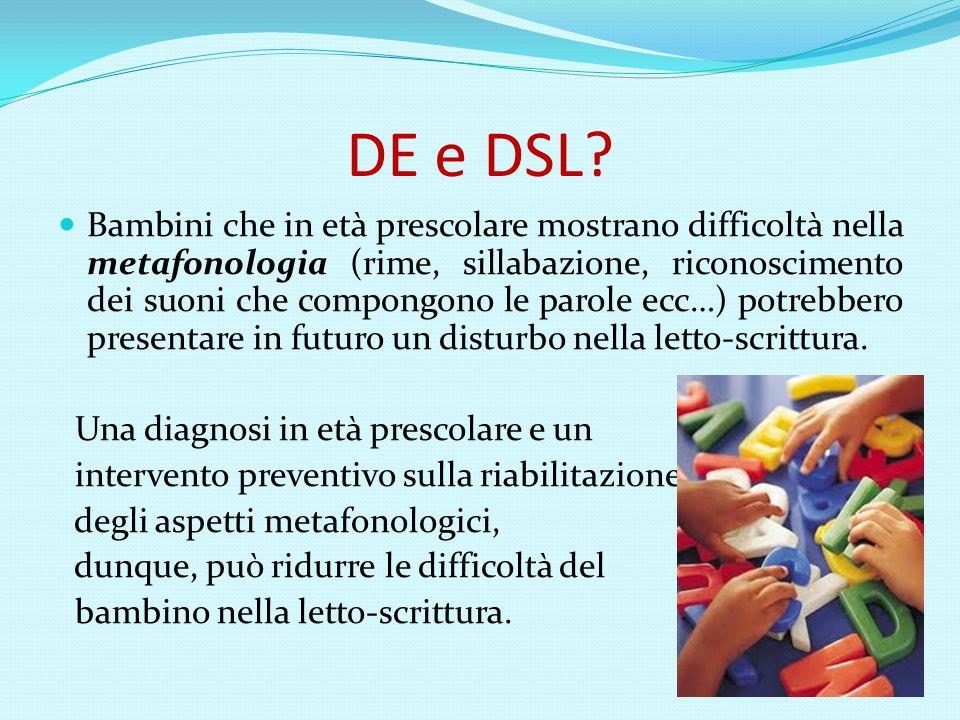 DE e DSL