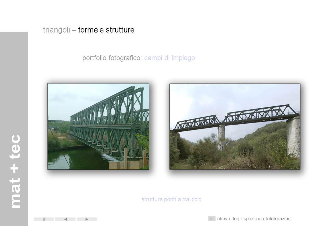 struttura ponti a traliccio