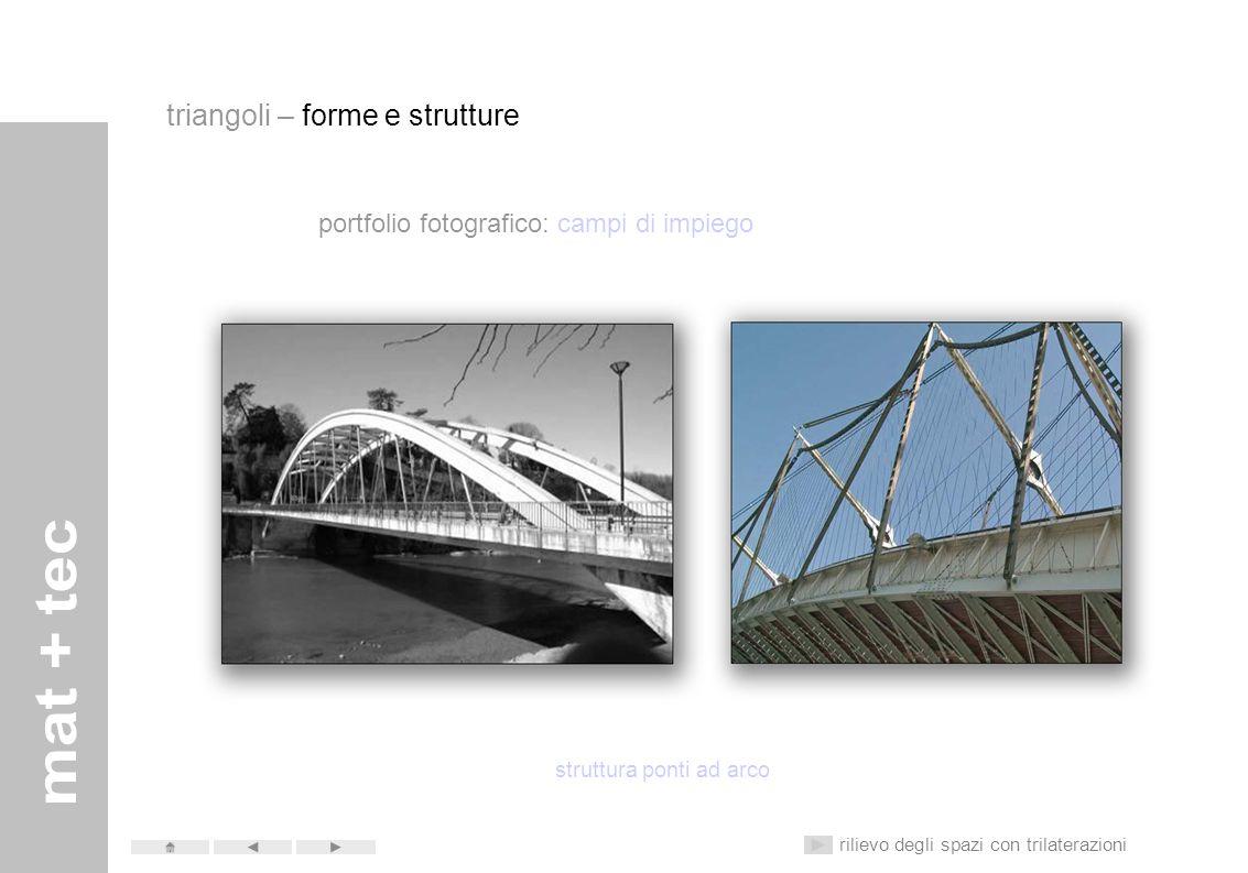 struttura ponti ad arco