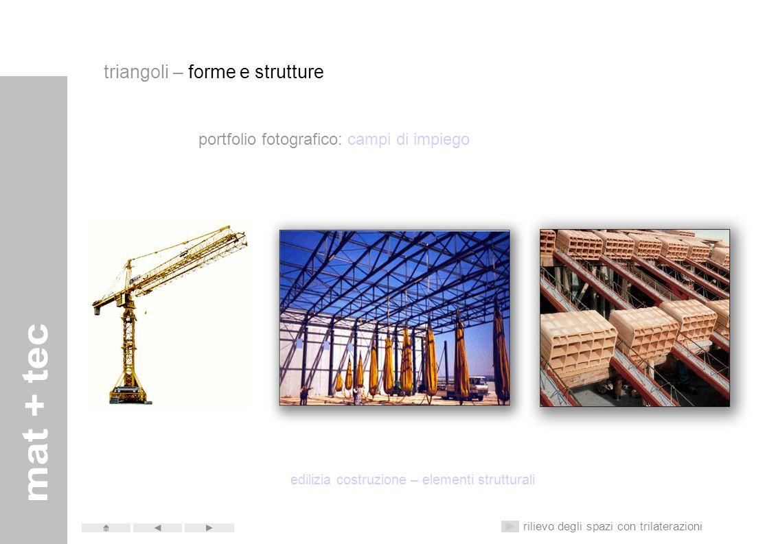 edilizia costruzione – elementi strutturali