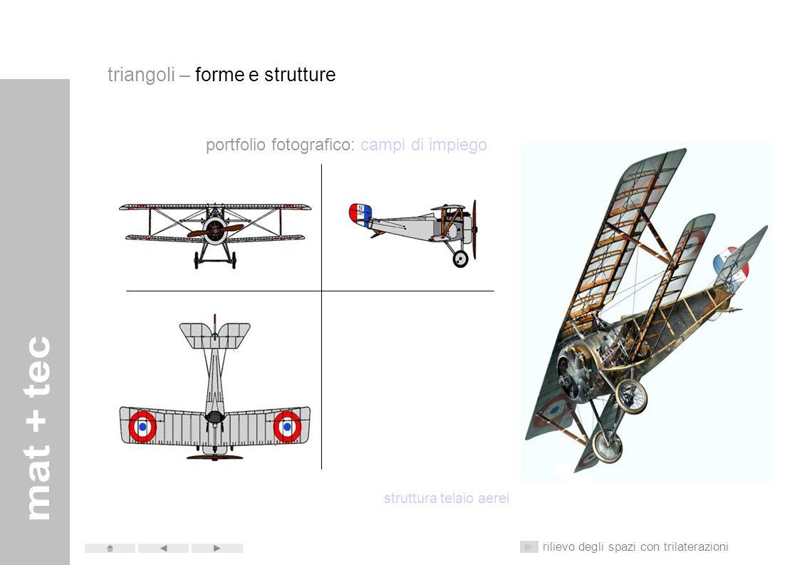 struttura telaio aerei