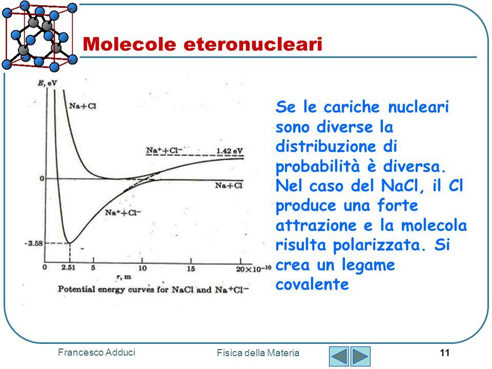 Molecole eteronucleari