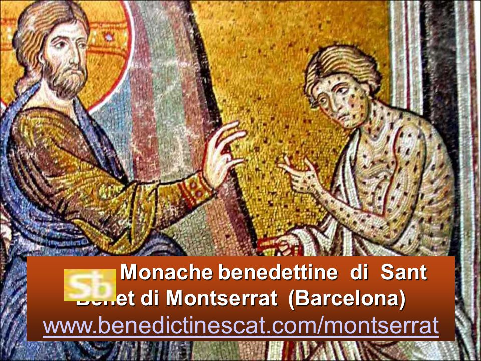 Monache benedettine di Sant Benet di Montserrat (Barcelona) www