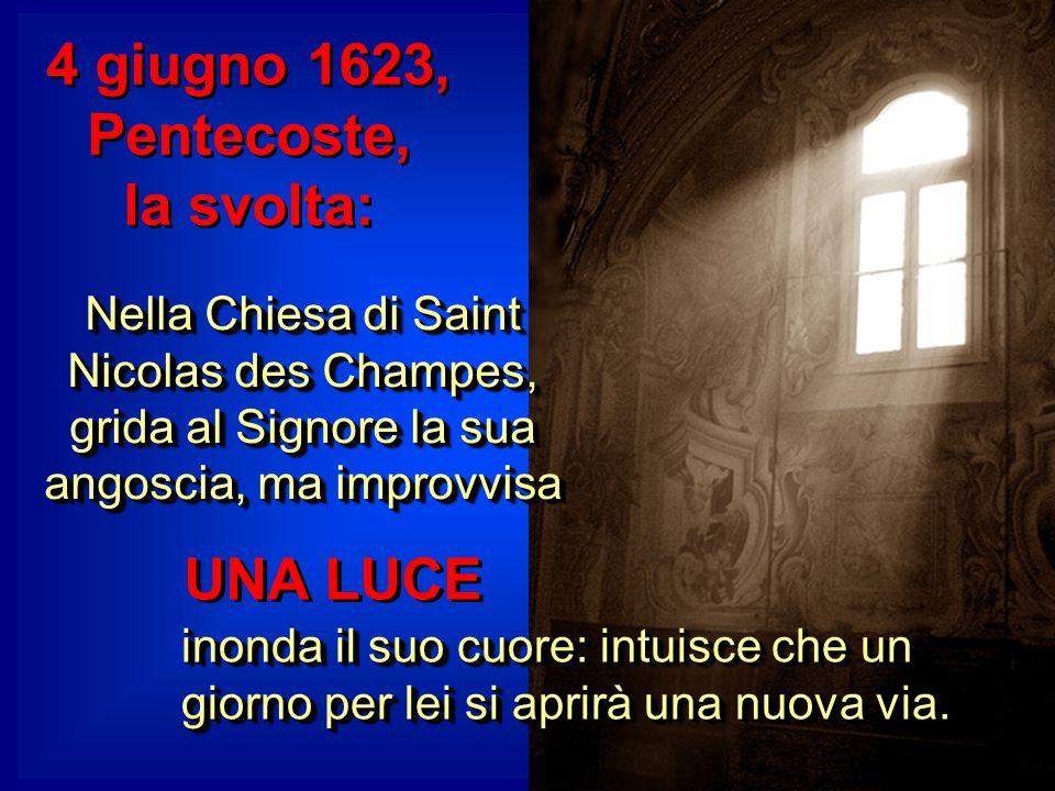 4 giugno 1623, Pentecoste, la svolta: