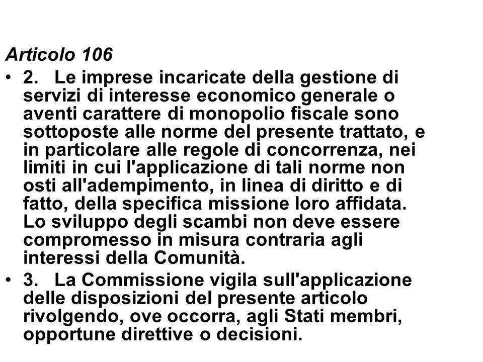 Articolo 106