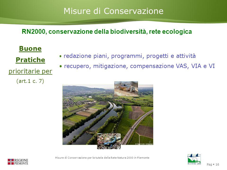 RN2000, conservazione della biodiversità, rete ecologica