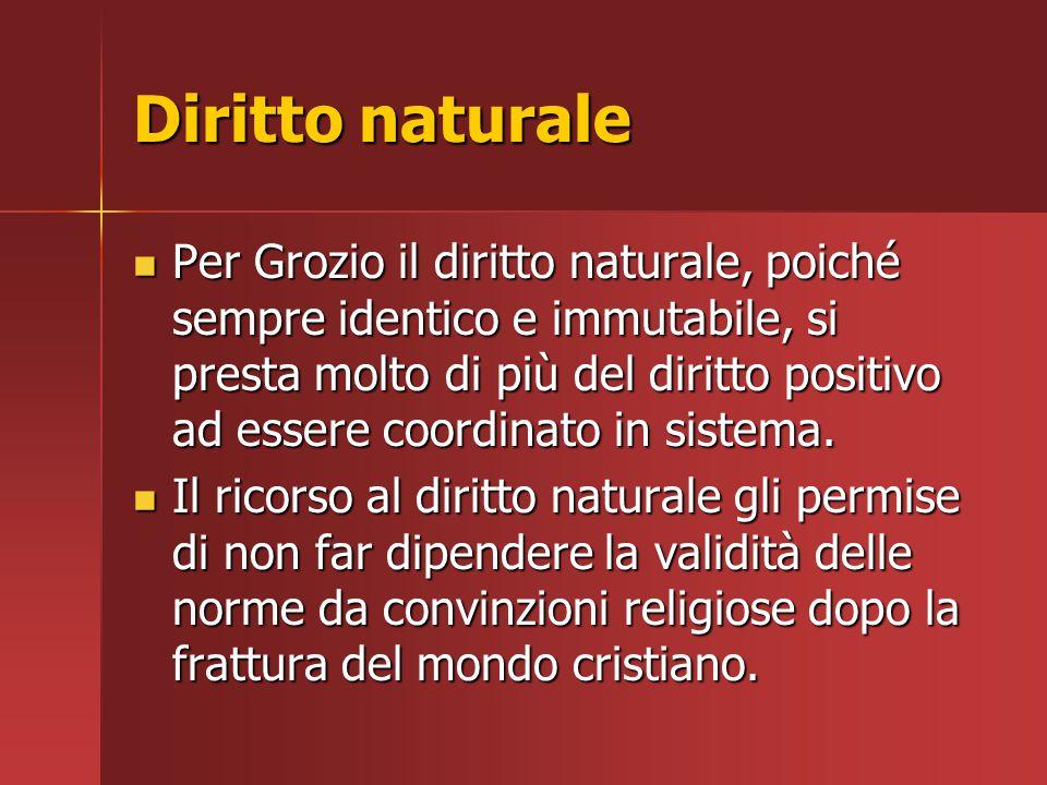 Diritto naturale