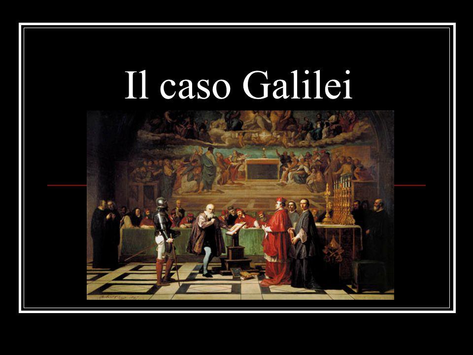 Il caso Galilei