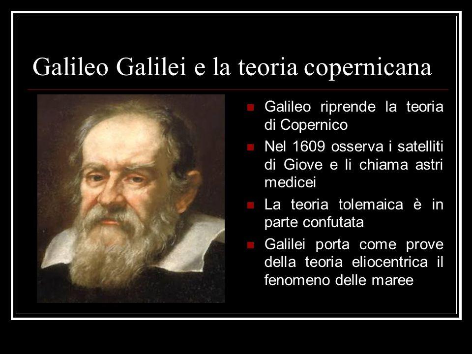 Galileo Galilei e la teoria copernicana