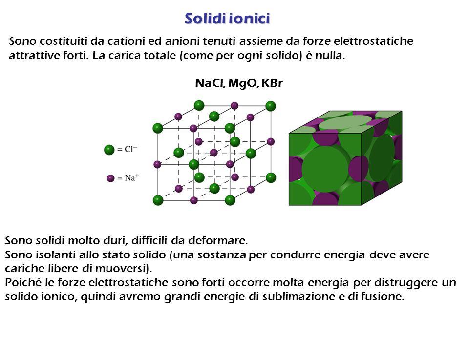 Solidi ionici
