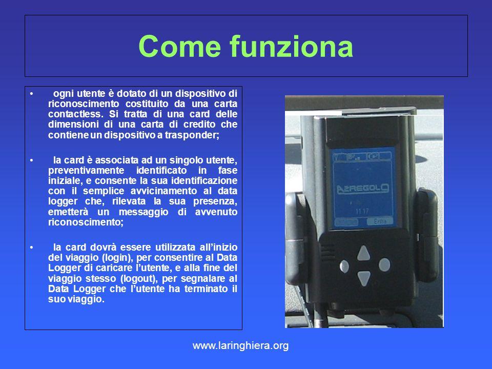 Come funziona www.laringhiera.org