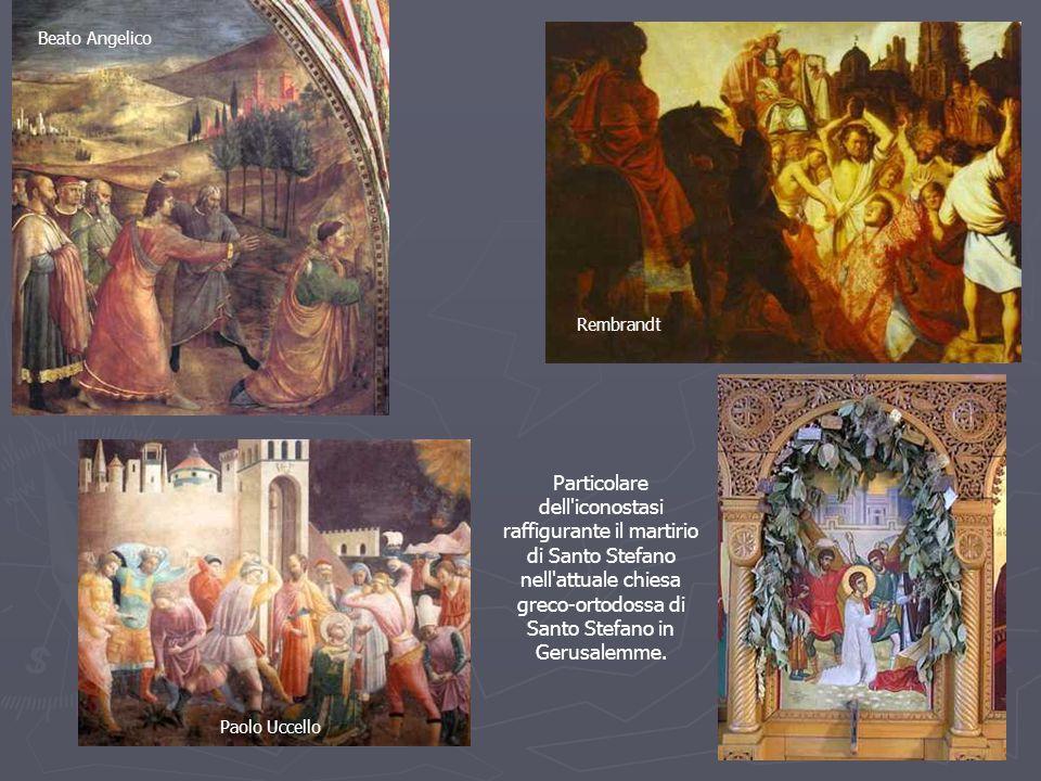 Beato Angelico Rembrandt.