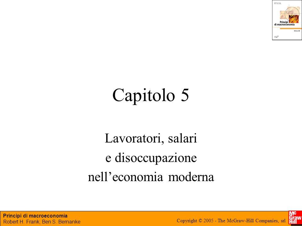 Lavoratori, salari e disoccupazione nell'economia moderna