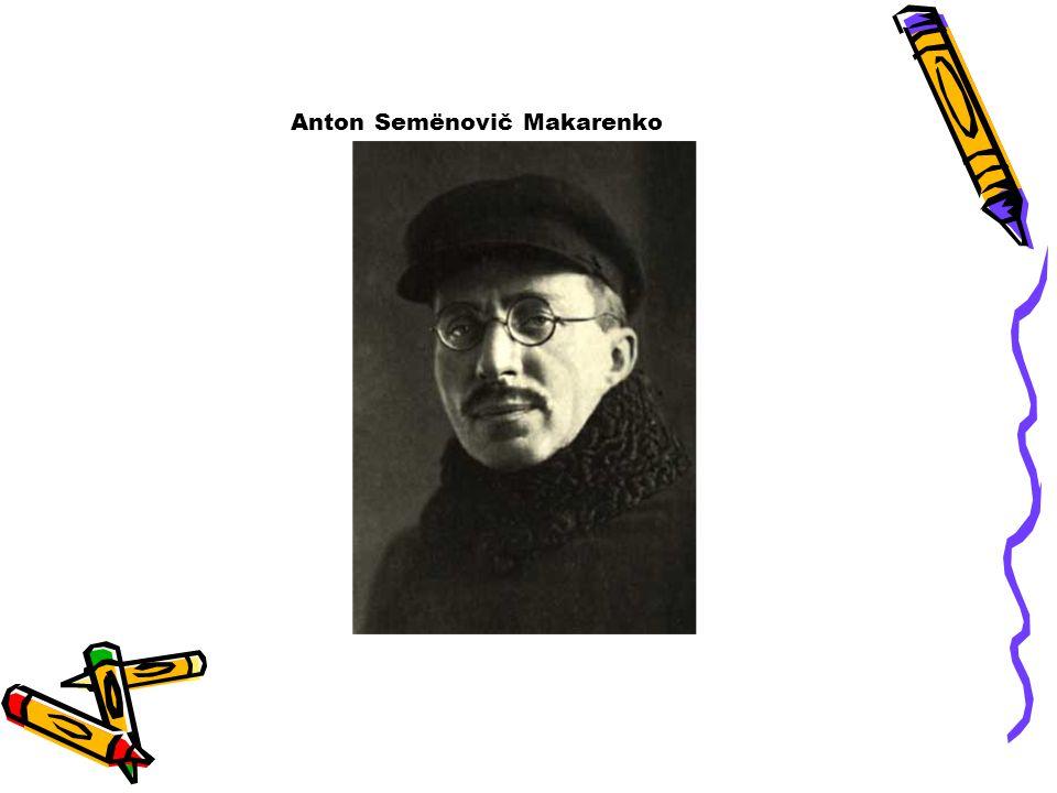 Anton Semënovič Makarenko