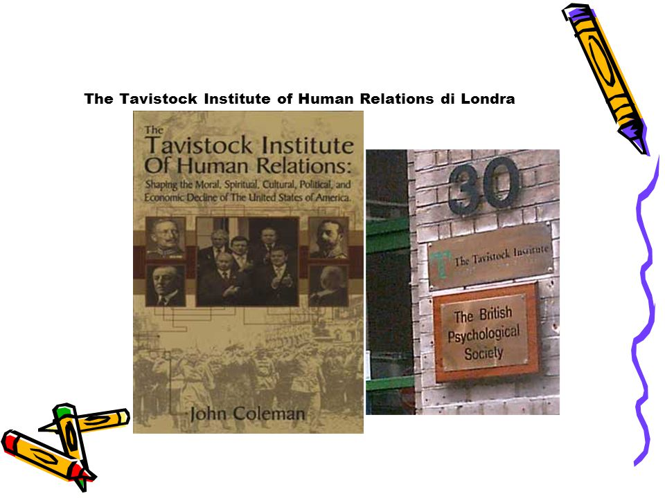 The Tavistock Institute of Human Relations di Londra