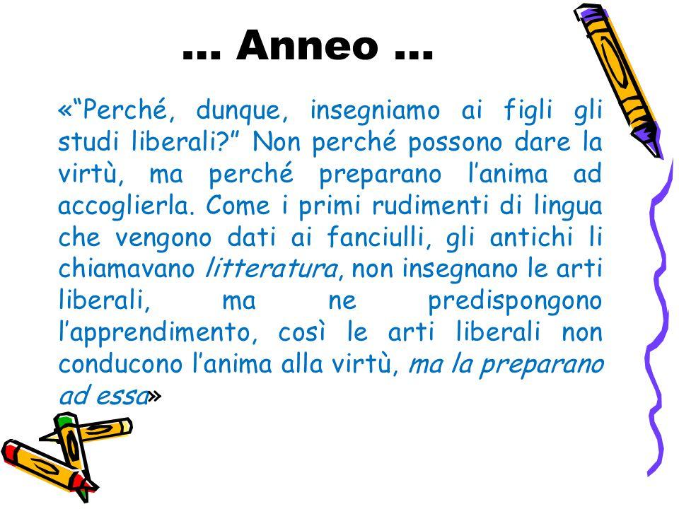 … Anneo …