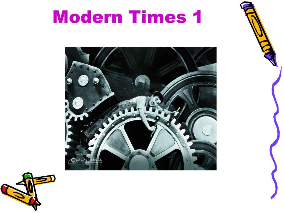 Modern Times 1
