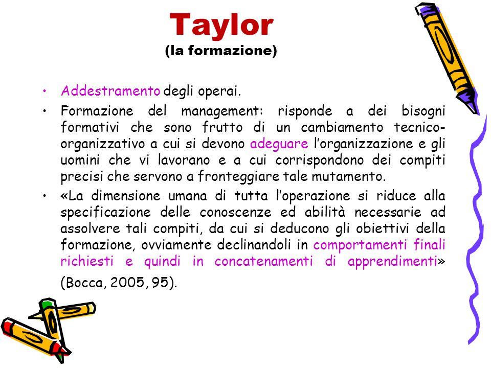 Taylor (la formazione)