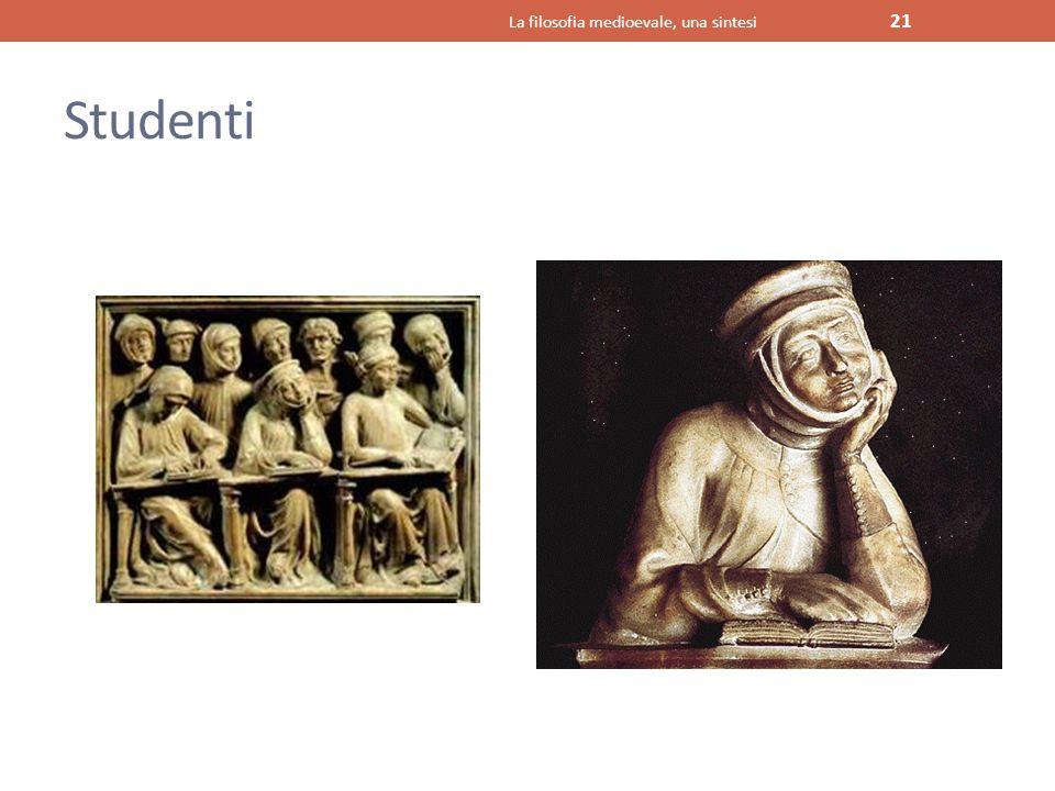 La filosofia medioevale, una sintesi