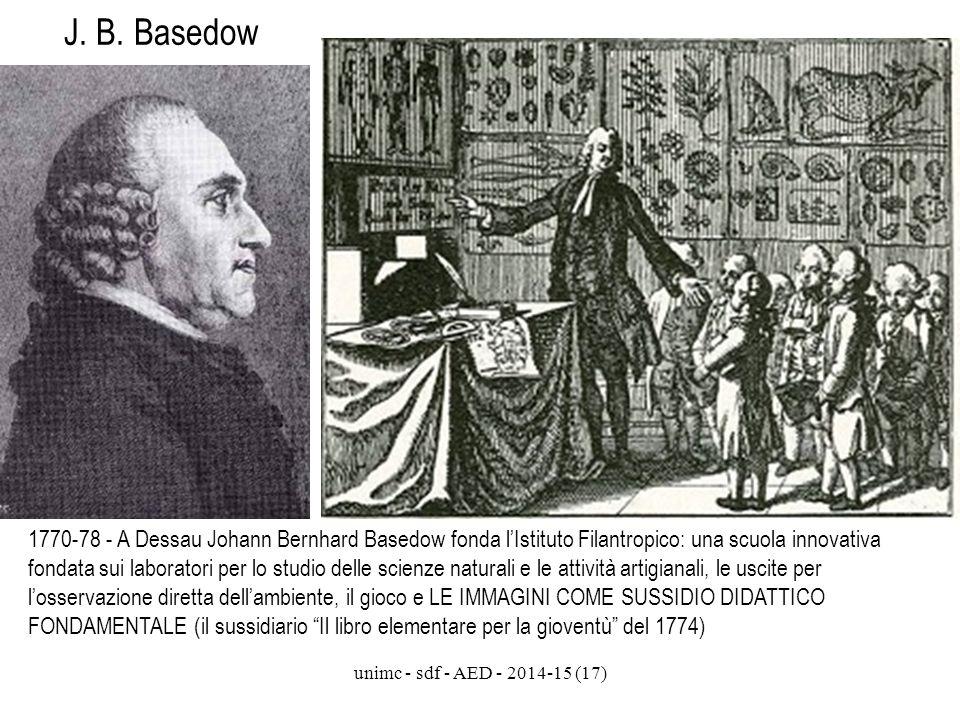 J. B. Basedow