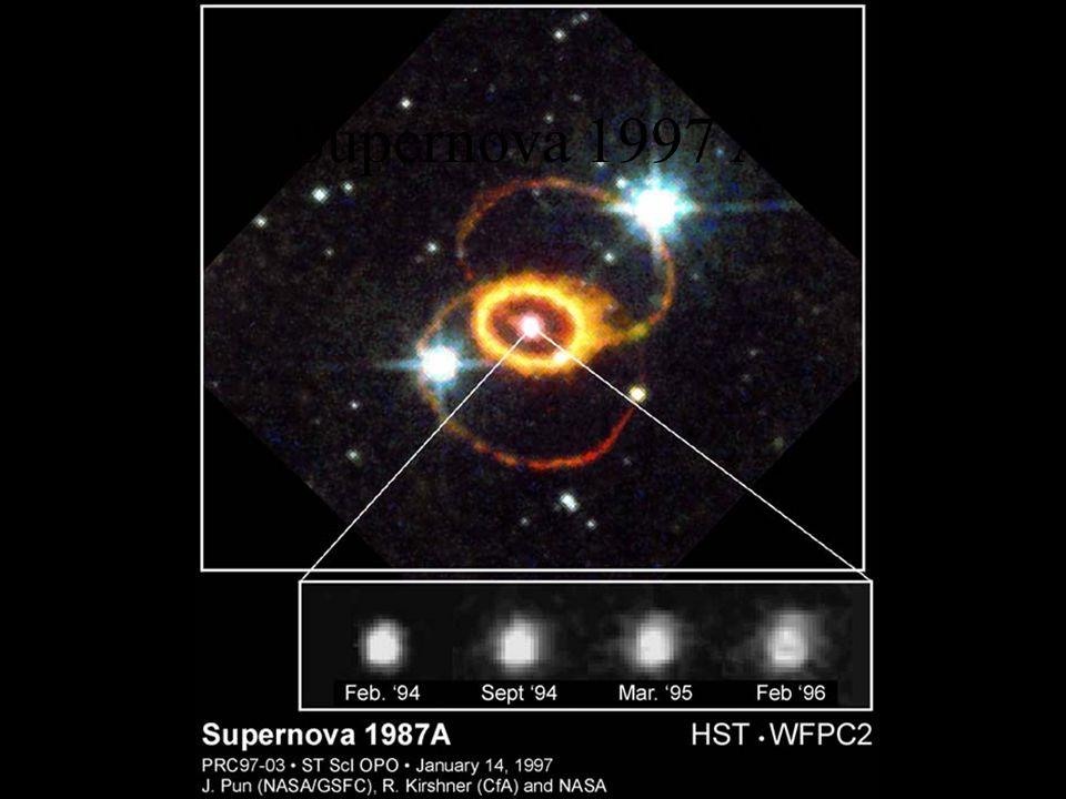 Supernova 1997 A