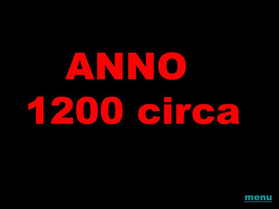ANNO 1200 circa menu