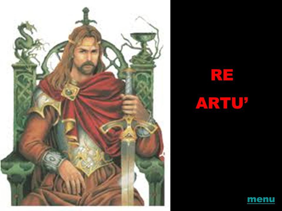 RE ARTU' menu