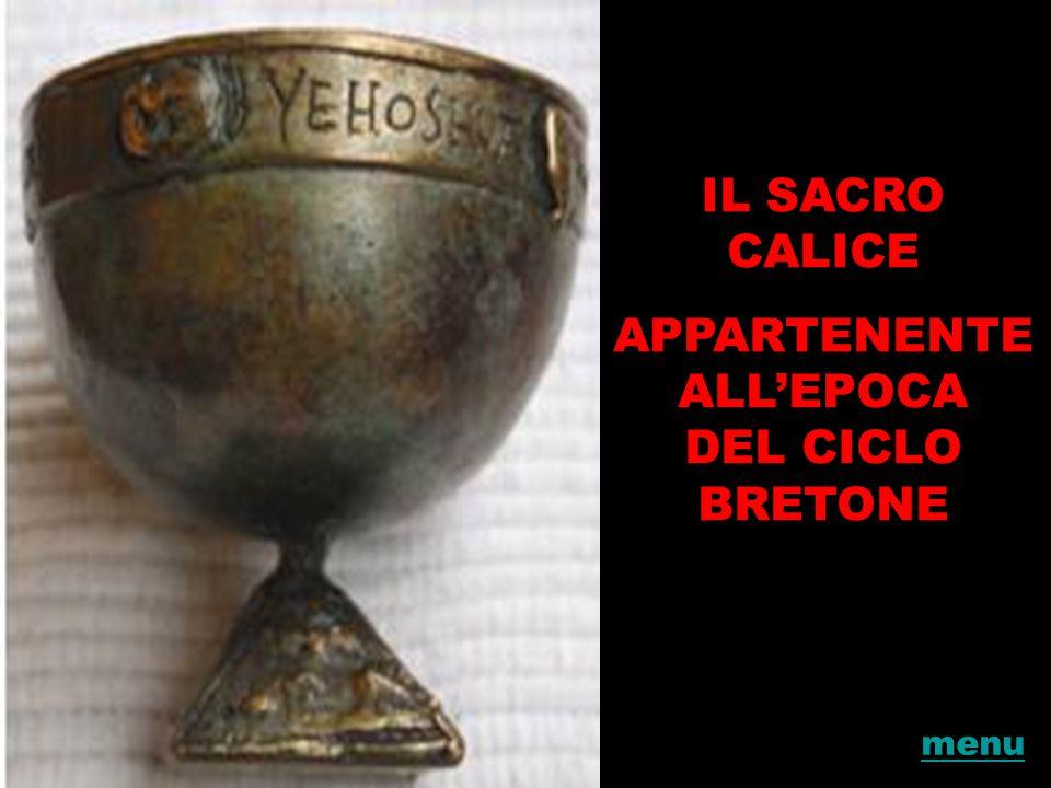 APPARTENENTE ALL'EPOCA DEL CICLO BRETONE
